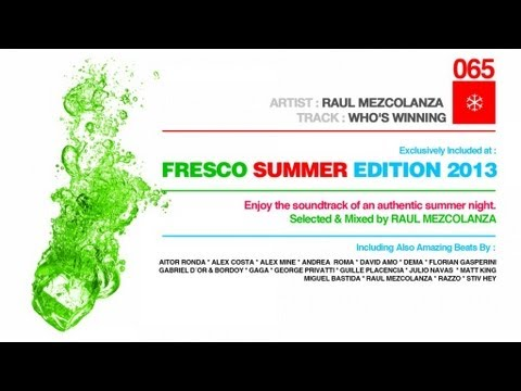 FRE065 / 13 - Raul Mezcolanza - Who's Winning