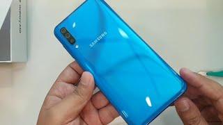 فتح صندوق Galaxy A50 من اروع ما قدمت سامسونج🔥