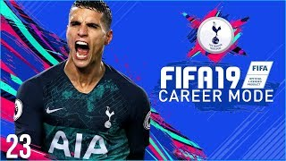 FIFA 19 Tottenham Career Mode Ep23 - REAL MADRID TIME!! [ULTIMATE DIFFICULTY]