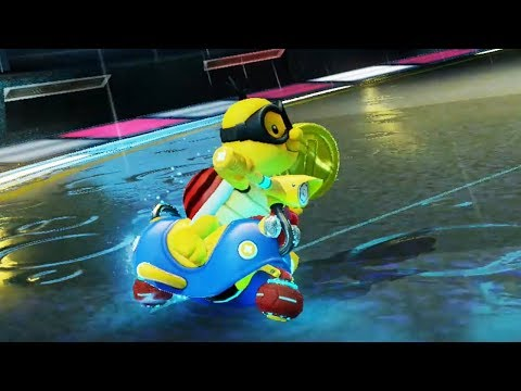 Mario Kart 8 Deluxe - Bell Cup 50cc (Lakitu Gameplay)