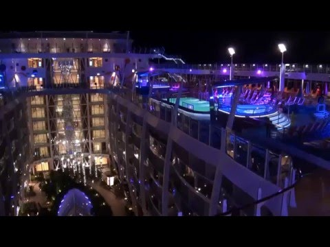 "The A-Team:  ""Allure of the Seas"" Vacation (all audio removed by YouTube)"
