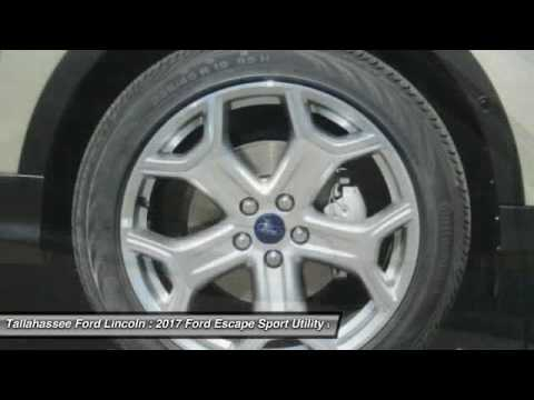 2017 Ford Escape Tallahassee FL 37081
