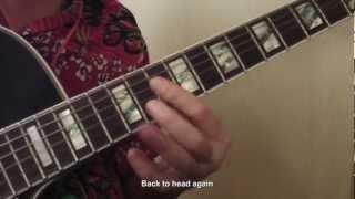 How Insensitive, Jazz Guitar Peerless Monarch