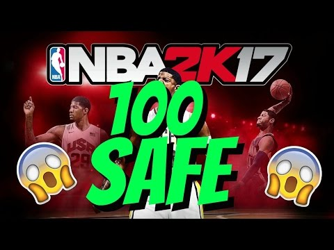 HOW TO FIX THE PAUL GEORGE SCREEN 100% FIX NBA 2K17
