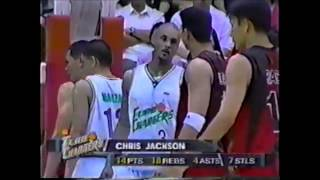 PBA Shell vs San Miguel 2001
