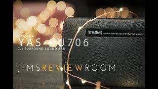 Yamaha $1000 7.1 Surround Sound YAS-706 - REVIEW