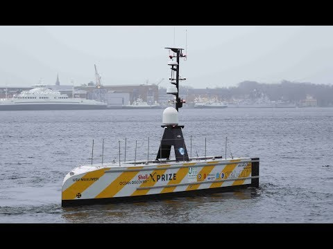 Autonomous ocean exploration
