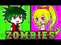 💗ADDISON FOUND THE ZOMBIES...💚 Disney Zombies Fan Movie (Ep 2) | Gachaverse Roleplay