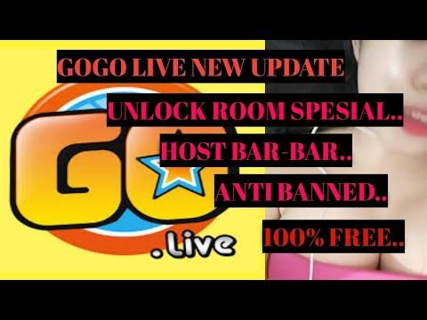 GOGO LIVE MOD UPDATE JULI 2020