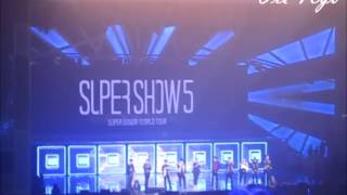 [fancam] 130602 SS5INA Super Junior and ELF sing Happy Birthday #Happy7thAnniversaryELFs