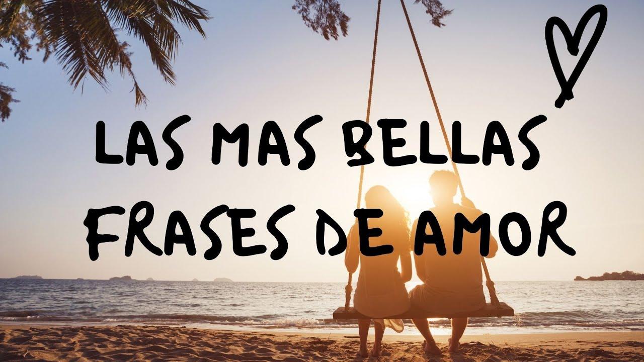 Las Más Bellas Frases de Amor