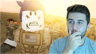 THE LAST GUEST 3 & 4 - A ROBLOX MOVIE! ECKOSOLDIER REACTS (The Last Guest 3 & 4 Trailer)