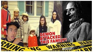 Haunting of the Perron Family... (scariest paranormal case)