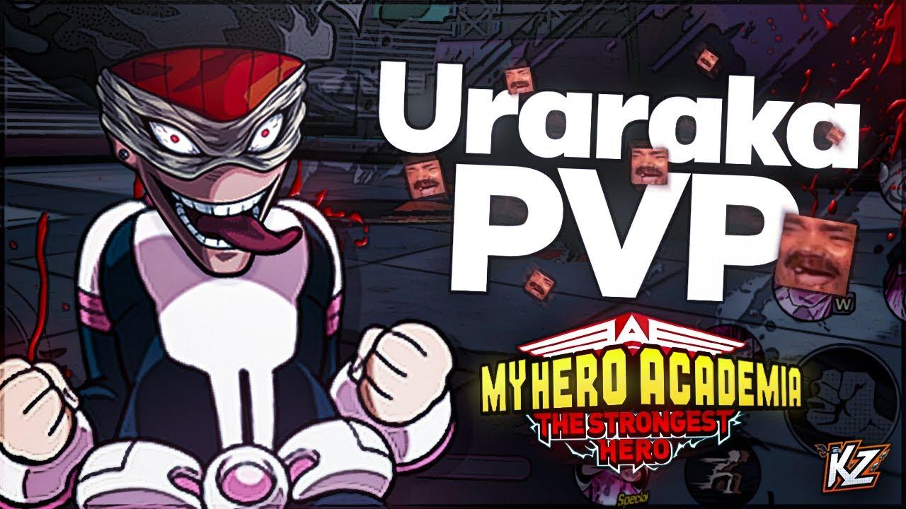 Objetivo: Jugar Uraraka. Obstucalo... | My Hero Academia: The Strongest Hero