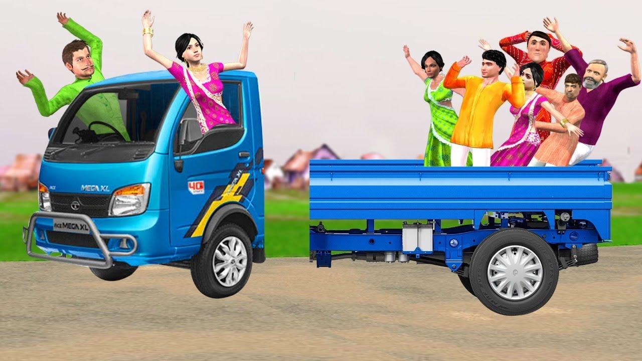 जादुई टूटा हुआ छोटा ट्रक Magical Broken Mini Truck Comedy Video Hindi Kahaniya हिंदी कहानिया Comedy