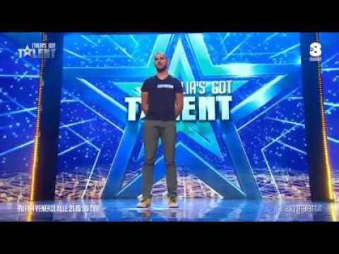 Italia,s got talent MIRKO COMICO