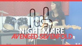 Repeat youtube video Juliana Vieira: Nightmare - Avenged Sevenfold (Cover)