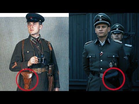 Почему Советские Офицеры носили Пистолет Справа на ремне  а Немецкие Слева