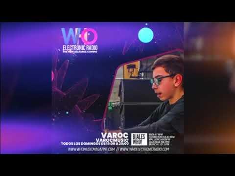 Varoc @ Who Radio #41