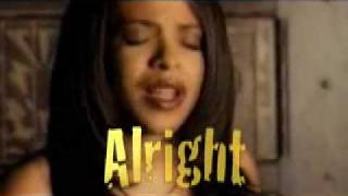 Watch Aaliyah Everythings Gonna Be Alright video