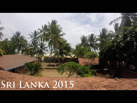 Sri Lanka 2015 - GoPro HERO