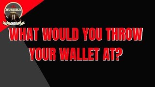 WHAT WOULD YOU PAY MONEY FOR  WORLD OF TANKS BLITZ