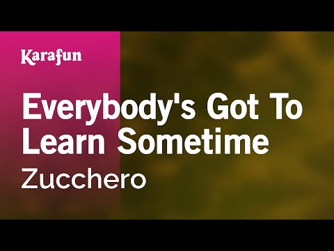loving everyones got to learn sometime - amazon.com