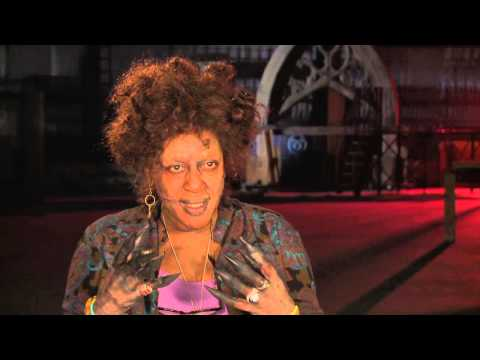 CCH Pounder's Official 'The Mortal Instruments City of Bones' Interview