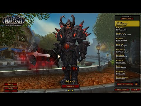 Bajheera - 432 iLvl Arms Warrior / Resto Druid 2v2 Arena - WoW BFA 8.2 PvP