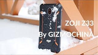 Homtom ZOJI Z33 Review - Budget Rugged Phone