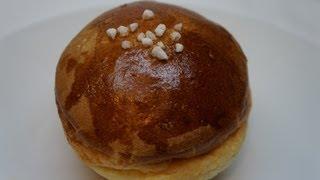 Recette facile de brioche moelleuse au sucre (CUISINERAPIDE)