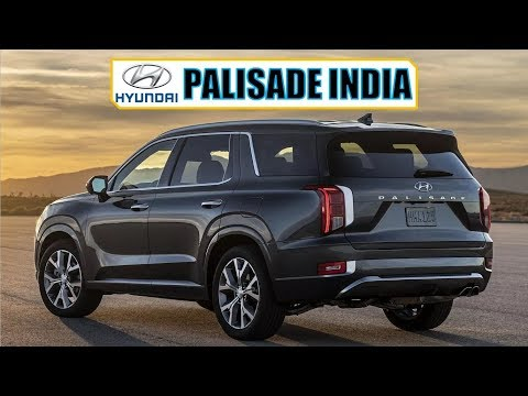 Hyundai Palisade India Launch Pricing Features And All Details Biggest Suv From Hyundai Youtube