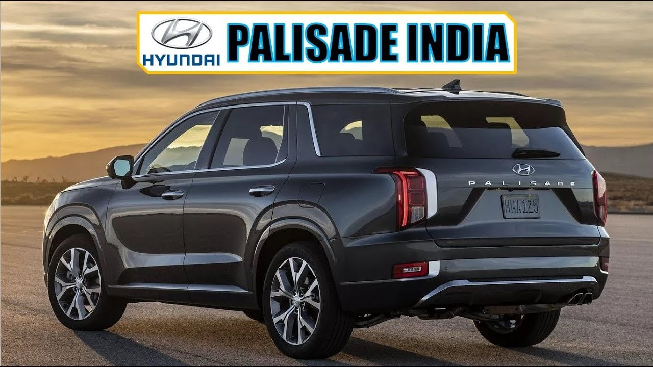 Hyundai Palisade India Launch Pricing Features And All Details