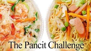 Pancit 2 Ways-Collaboration with JEL (RECIPE) 【対決】二つのパンシット!(フィリピンの炒麺)