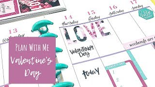Plan With Me: Valentine's Day Week