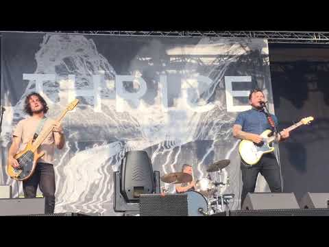 THRICE - The Grey  @  Download Festival MADRID 2018