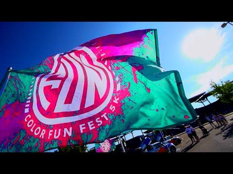 Color Fun Fest 5K Denver 2014!