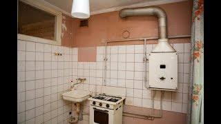 видео Грамотное использование мебели на кухне