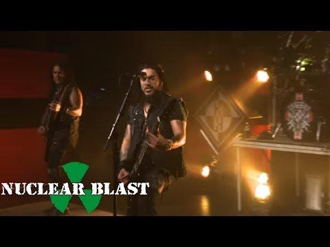 MACHINE HEAD - Ten Ton Hammer (OFFICIAL LIVE VIDEO)