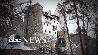 Inside the business of Transylvania and the real-life Dracula's castle in Romania