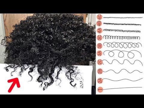find hair type