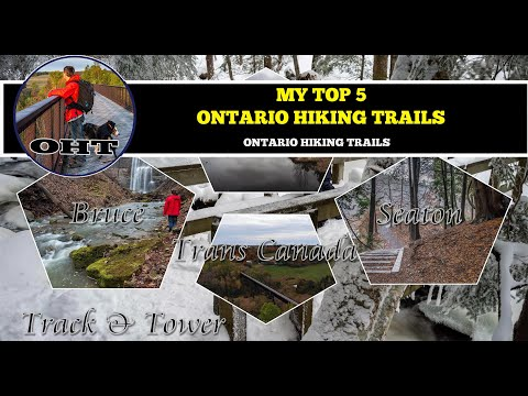 My Top 5 Hiking Trails In Southern Ontario