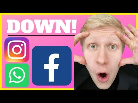Facebook, Instagram and WhatsApp Are DOWN!! - MAKE MONEY WITH EMAIL MARKETING!