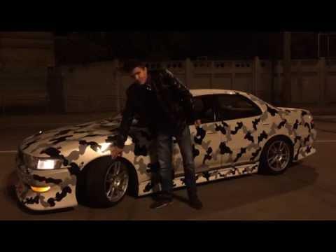 Установка линз G5 на Toyota Chaser GX90