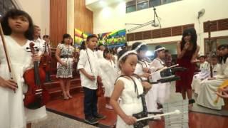 The First Noel - Sesawi Orkestra (Gereja St. Yakobus Klodran Bantul Yogyakarta)