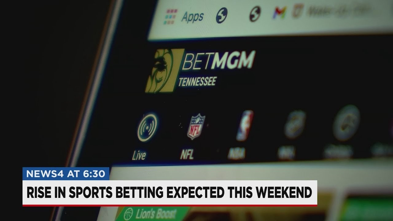 sports betting this weekend