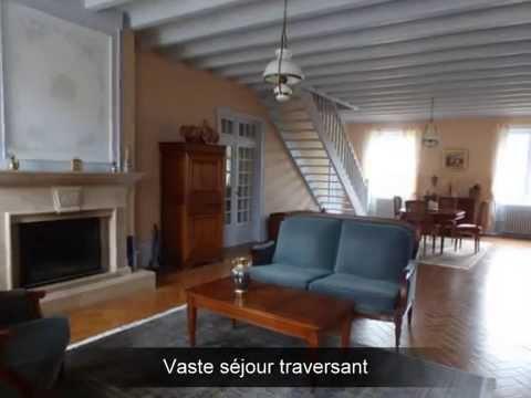 appartement de caract re dole youtube. Black Bedroom Furniture Sets. Home Design Ideas