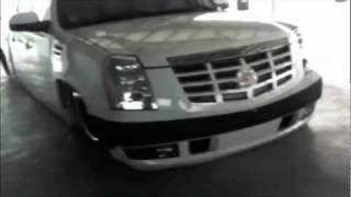 Joshua Robinson bodied on 28 INCH RIMS @ KILLSWITCH CARSHOW 2011