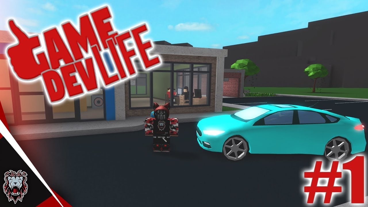 how to make my own roblox game