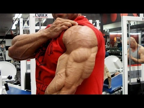 Build Bigger Triceps with Close-Grip Bench Press - YouTube